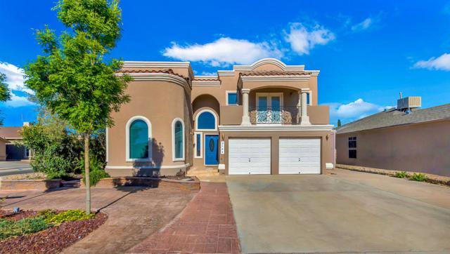 3144 Tierra Bowles Drive, El Paso, TX 79938 (MLS #807108) :: Jackie Stevens Real Estate Group