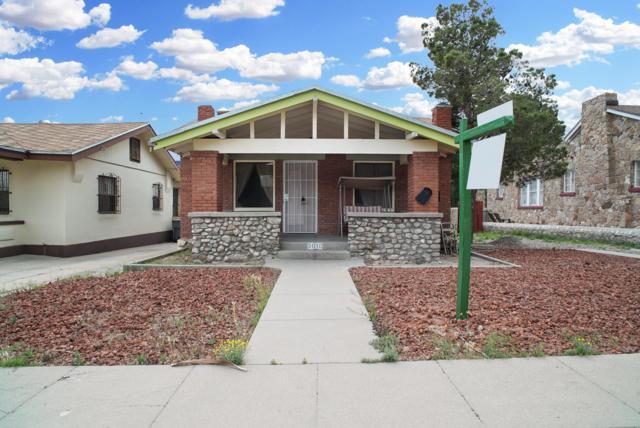 3010 Memphis Avenue, El Paso, TX 79930 (MLS #807111) :: Jackie Stevens Real Estate Group