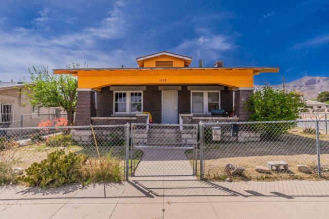 1229 N Estrella Street, El Paso, TX 79903 (MLS #807331) :: Preferred Closing Specialists