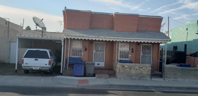 1118 E Paisano Drive 1-2, El Paso, TX 79901 (MLS #807343) :: Preferred Closing Specialists