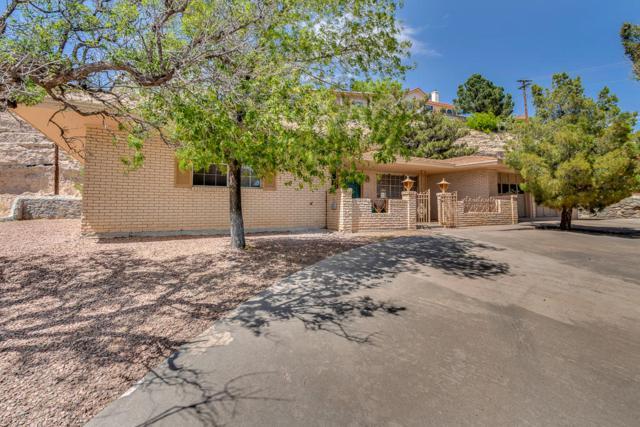 5713 Burning Tree Drive, El Paso, TX 79912 (MLS #807348) :: The Matt Rice Group