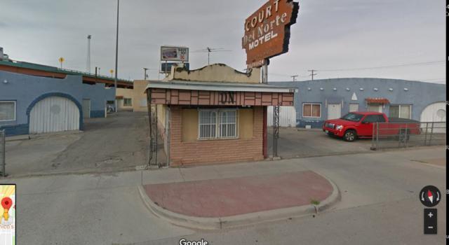 4015 Alameda Avenue, El Paso, TX 79905 (MLS #807358) :: The Matt Rice Group