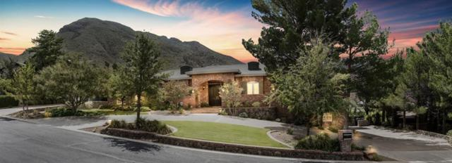 140 Camino Barranca, El Paso, TX 79912 (MLS #807371) :: The Matt Rice Group