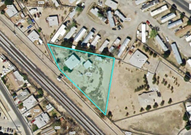8181 Carpenter Drive, El Paso, TX 79907 (MLS #807390) :: Preferred Closing Specialists
