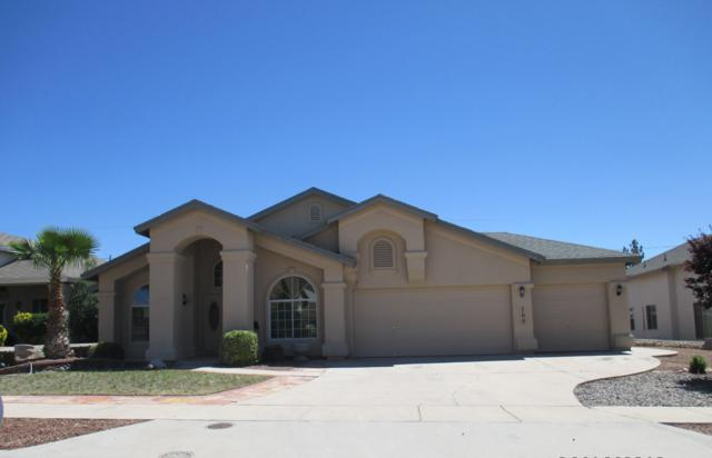 700 La Florida Drive, Canutillo, TX 79835 (MLS #807622) :: The Matt Rice Group