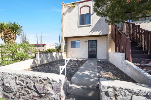 2930 Claude Dove Drive #1, Las Cruces, NM 88011 (MLS #807689) :: Jackie Stevens Real Estate Group