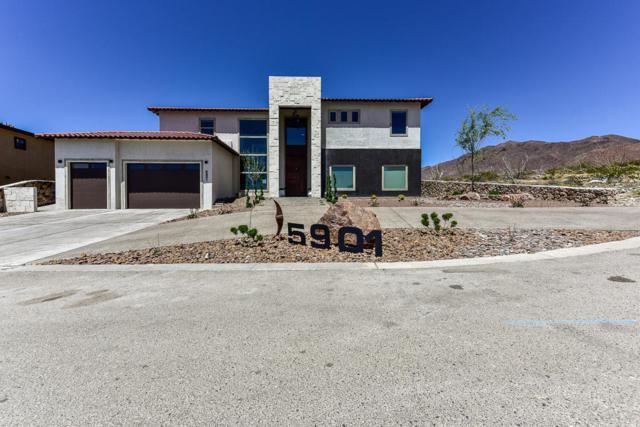 5901 Ojo De Agua Drive, El Paso, TX 79912 (MLS #807815) :: The Matt Rice Group