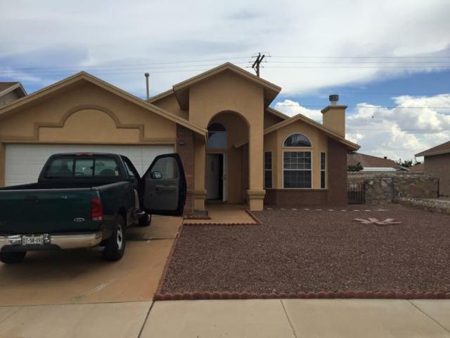 5972 Valle Del Sol Drive, El Paso, TX 79924 (MLS #807997) :: Preferred Closing Specialists