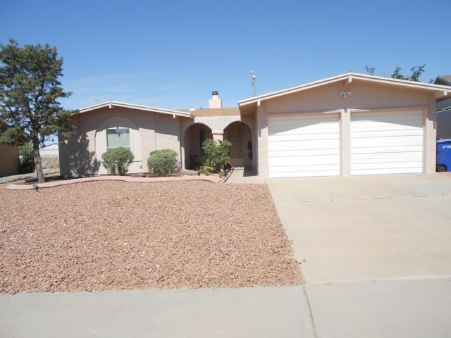 7137 El Cajon Drive, El Paso, TX 79912 (MLS #808054) :: The Purple House Real Estate Group