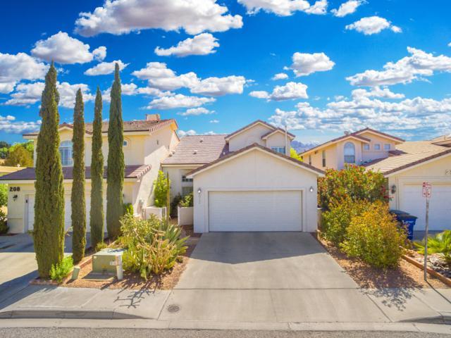 212 Hidden Crest Circle, El Paso, TX 79912 (MLS #808081) :: The Purple House Real Estate Group