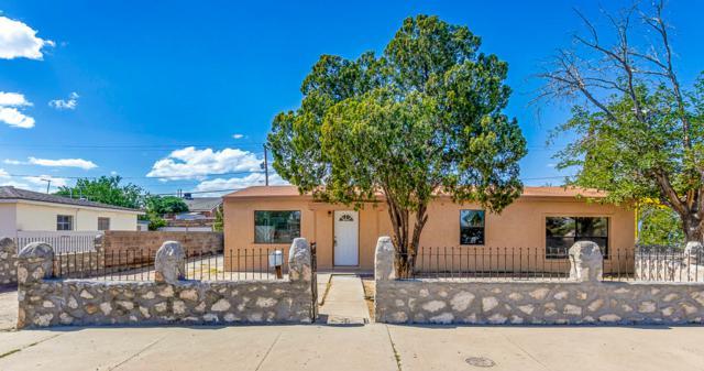 7857 Montecito Road, El Paso, TX 79915 (MLS #808130) :: The Matt Rice Group