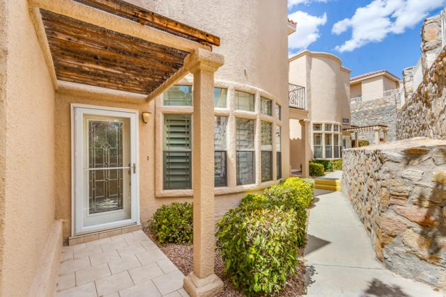 5939 Bandolero Drive I, El Paso, TX 79912 (MLS #808156) :: The Matt Rice Group
