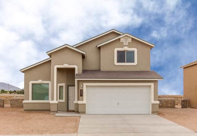 14820 Tierra Isaiah Avenue, El Paso, TX 79938 (MLS #808572) :: The Purple House Real Estate Group