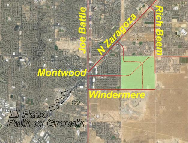 9999 Windermere, El Paso, TX 79928 (MLS #808777) :: Preferred Closing Specialists