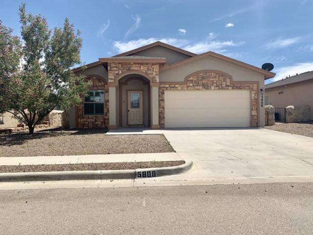 5808 Laurensito Street, Sunland Park, NM 88063 (MLS #808830) :: The Purple House Real Estate Group