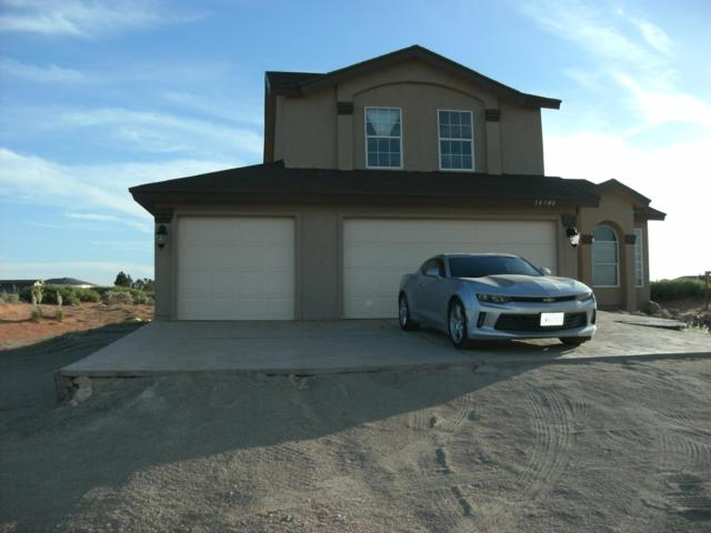 14100 Wild Flower Drive, El Paso, TX 79938 (MLS #808933) :: Preferred Closing Specialists