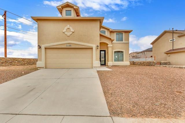 3188 Diego Aidan Drive, El Paso, TX 79938 (MLS #808999) :: The Purple House Real Estate Group