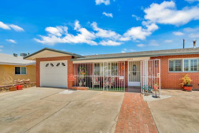 6404 Fiesta Drive, El Paso, TX 79912 (MLS #809225) :: The Purple House Real Estate Group