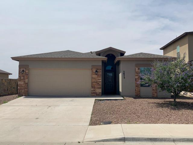 5873 Megan Street, Sunland Park, NM 88063 (MLS #809285) :: The Purple House Real Estate Group