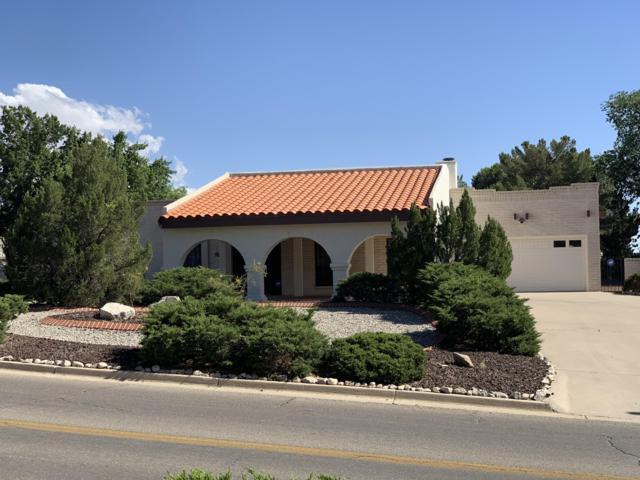 6007 Escondido Drive, El Paso, TX 79912 (MLS #809350) :: The Matt Rice Group