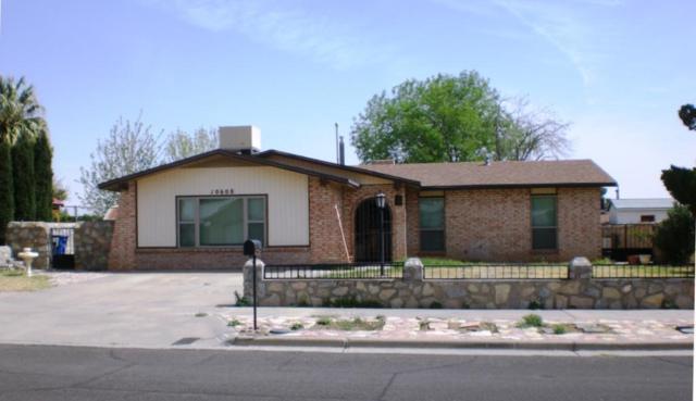 10608 Polycrates Place, El Paso, TX 79924 (MLS #809407) :: The Matt Rice Group