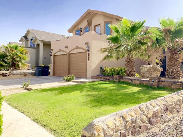 6489 Geyser Drive, El Paso, TX 79932 (MLS #809411) :: The Matt Rice Group