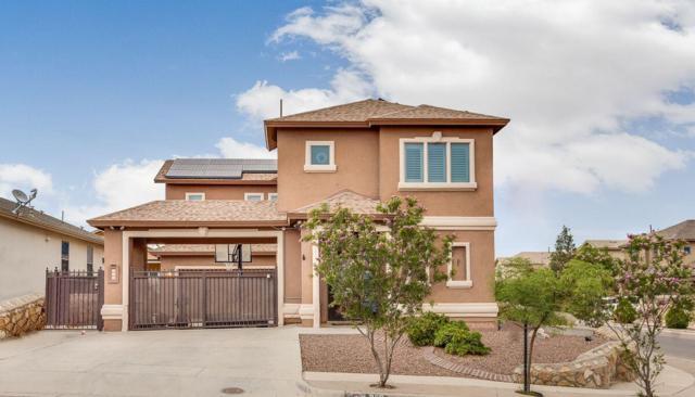 388 Claiborne Street, El Paso, TX 79928 (MLS #809607) :: The Purple House Real Estate Group