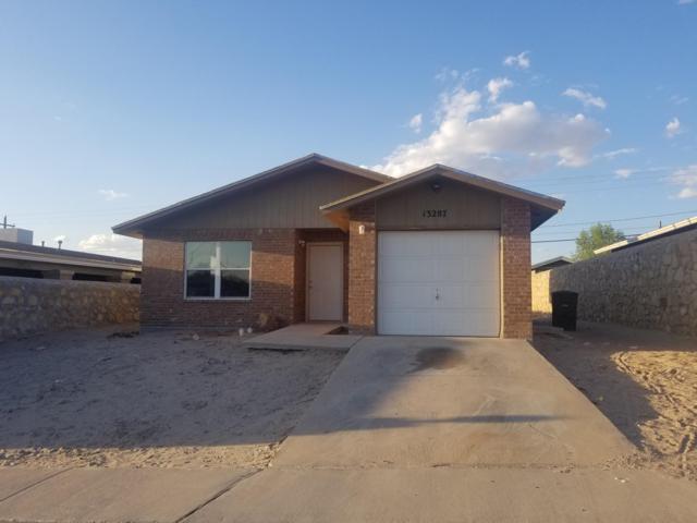 13287 Morissey Way, El Paso, TX 79928 (MLS #809657) :: The Purple House Real Estate Group