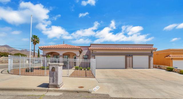 4105 Edgar Park Avenue, El Paso, TX 79904 (MLS #809768) :: The Matt Rice Group