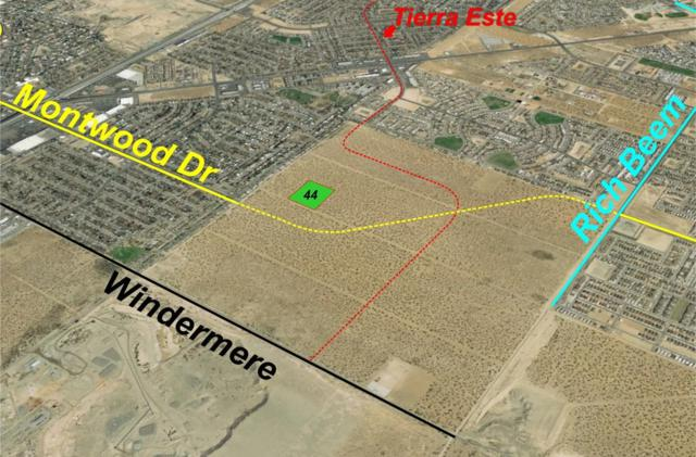 3 Montwood Dr, El Paso, TX 79938 (MLS #809857) :: Jackie Stevens Real Estate Group