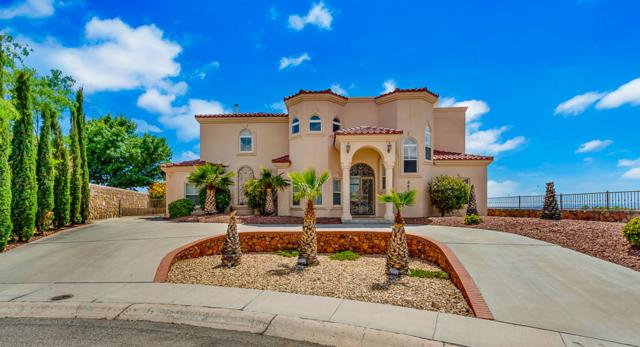 6476 Calle Del Sol Drive, El Paso, TX 79912 (MLS #809861) :: The Purple House Real Estate Group