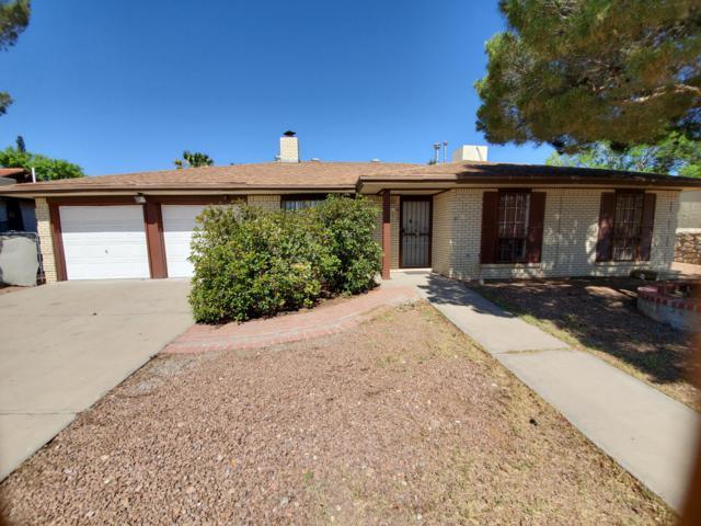 1817 Dale Douglas Drive, El Paso, TX 79936 (MLS #809884) :: Preferred Closing Specialists