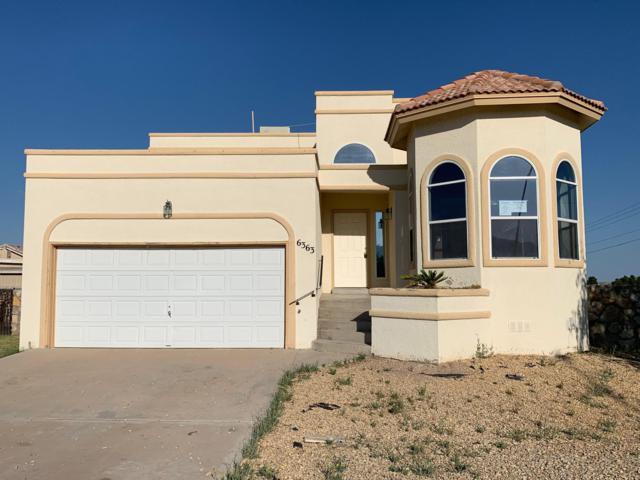 6363 Bea Martinez Place, El Paso, TX 79932 (MLS #809887) :: The Purple House Real Estate Group
