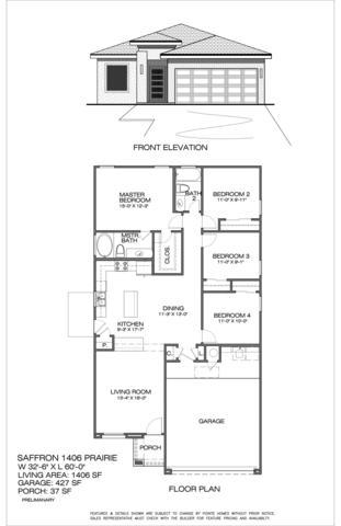 11448 Flor Gloriosa Drive, Socorro, TX 79927 (MLS #809920) :: The Purple House Real Estate Group