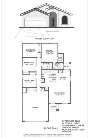 11601 Flor Achillea, Socorro, TX 79927 (MLS #809922) :: The Purple House Real Estate Group