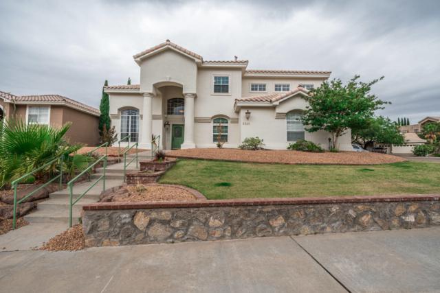 6340 Los Bancos Drive, El Paso, TX 79912 (MLS #809946) :: The Purple House Real Estate Group