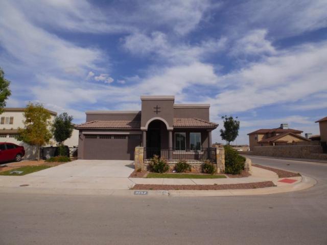 3852 Loma Cortez Drive, El Paso, TX 79938 (MLS #809980) :: The Purple House Real Estate Group
