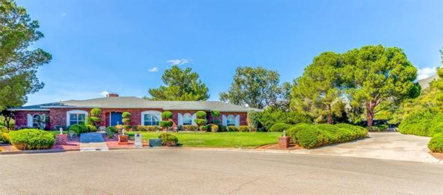 6004 La Cumbre Lane, El Paso, TX 79912 (MLS #809986) :: The Purple House Real Estate Group
