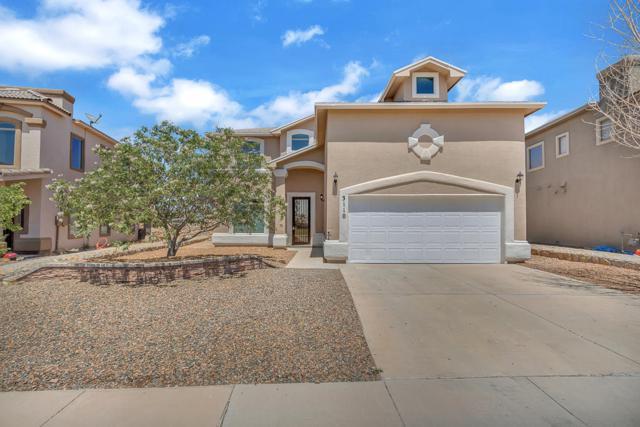 3110 Hidden Creek Drive, El Paso, TX 79938 (MLS #810064) :: The Purple House Real Estate Group