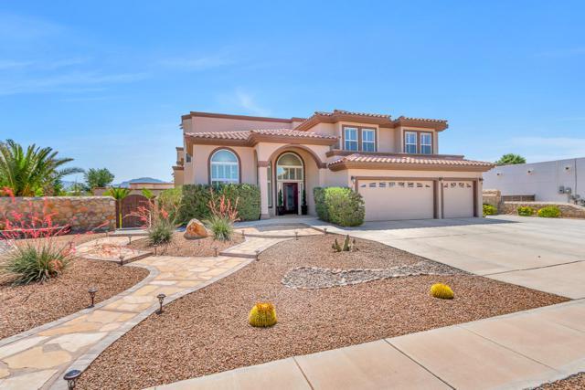 5820 Angel Street, El Paso, TX 79932 (MLS #810128) :: The Purple House Real Estate Group