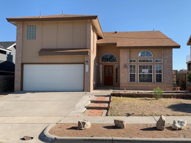 7311 Luz De Lumbre Avenue, El Paso, TX 79912 (MLS #810184) :: The Purple House Real Estate Group