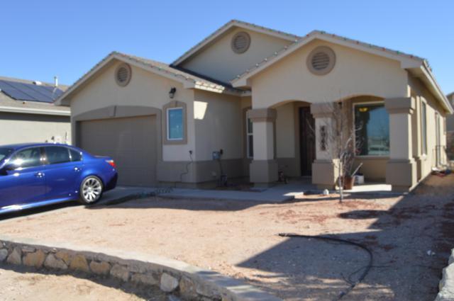 4948 Jennifer Claire, El Paso, TX 79938 (MLS #810188) :: The Purple House Real Estate Group