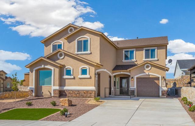 7865 Enchanted Ridge Drive, El Paso, TX 79911 (MLS #810280) :: Preferred Closing Specialists
