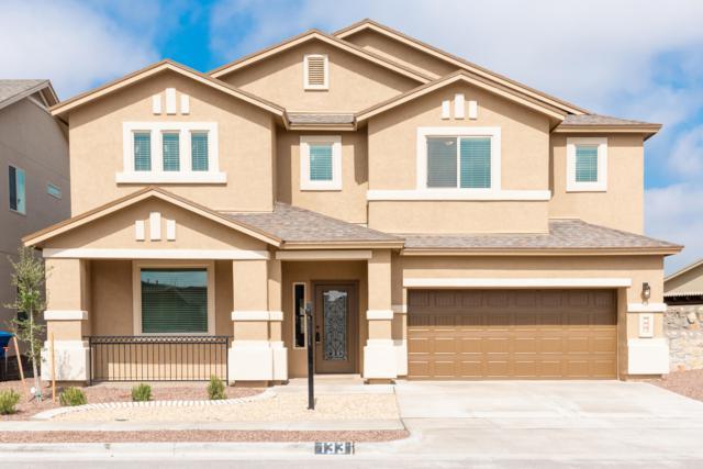 133 Camino Cresta Place, El Paso, TX 79928 (MLS #810284) :: The Matt Rice Group