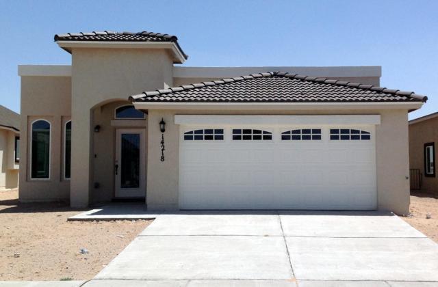 13675 Everingham Street, Horizon City, TX 79928 (MLS #810294) :: The Purple House Real Estate Group