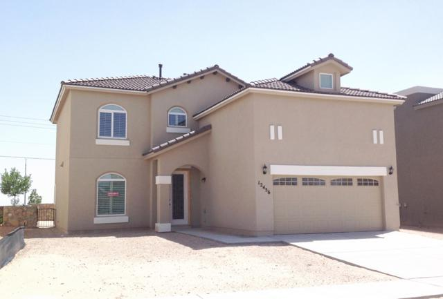 12456 Chamberlain Drive, El Paso, TX 79928 (MLS #810335) :: The Matt Rice Group