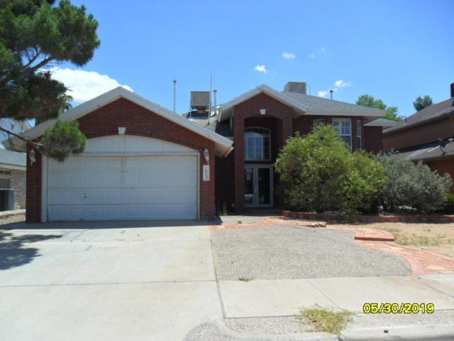 1920 Sun Spot Street, El Paso, TX 79938 (MLS #810343) :: The Purple House Real Estate Group