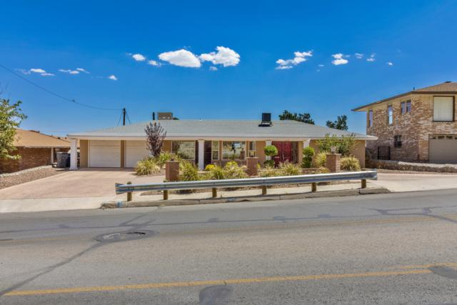 6245 Westwind Drive, El Paso, TX 79912 (MLS #810390) :: The Purple House Real Estate Group