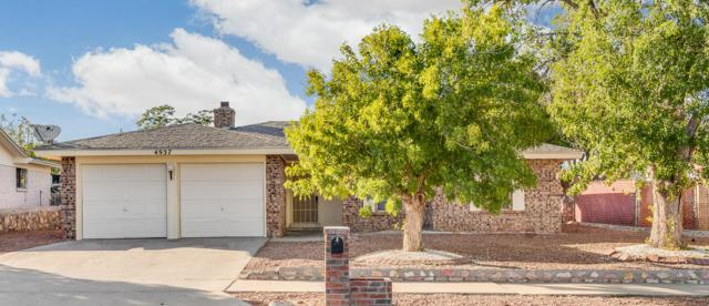 4937 Round Rock, El Paso, TX 79924 (MLS #810449) :: The Purple House Real Estate Group