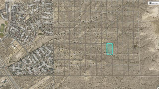 0 Leigh Clark, Horizon City, TX 79928 (MLS #810451) :: The Purple House Real Estate Group